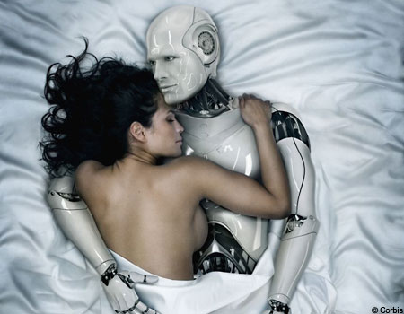 Les femmes feront bientôt l'amour avec des machines.