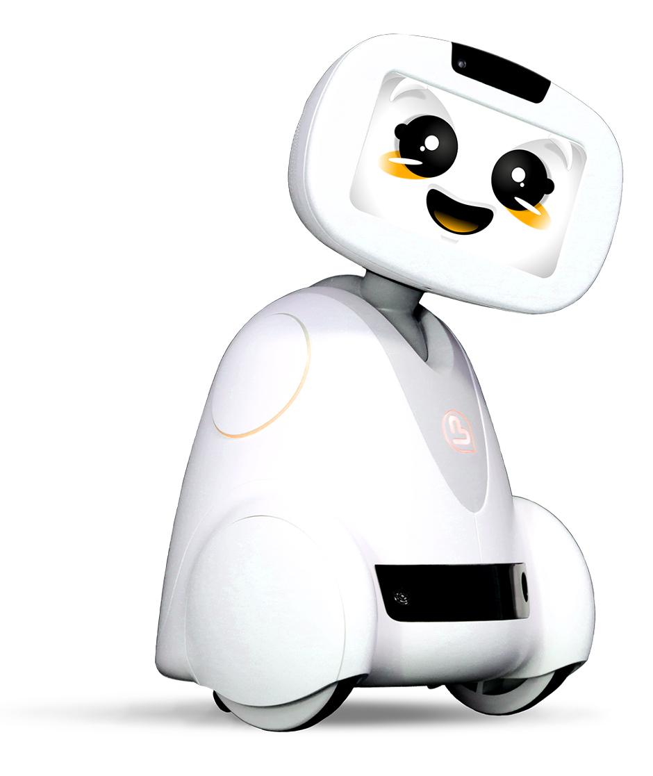 Buddy, le gentil petit robot.