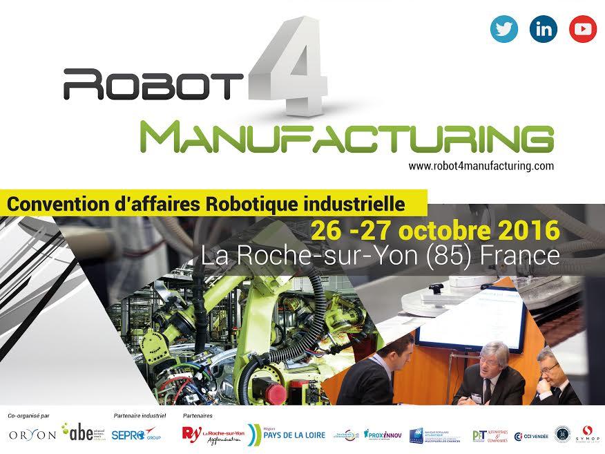 Robot 4 Manufacturing